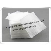 Latex Free Medical Non - Woven Wound Dressing Sponge Non - linting