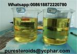 Prueba inyectable modificada para requisitos particulares 300 300mg/Ml de los esteroides del levantamiento de pesas tri