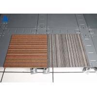China Fibre Raised Floor Accessories Raised Various Magnetic Floor Carpet Tiles on sale