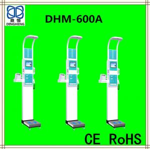China DHM-600A Ultrasonic Blood Pressure Meter Health Professional Mechanical Beam Medical Scale 400 lb on sale