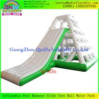 High Quality Fashionable Giant Summer Water Slide For Adult And Kids Inflatable  Slides