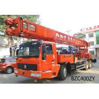 350m Depth BZC350ACZ truck mounted water well drilling rig