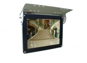 China 26 Inch Wifi 3G Digital Signage Bus Advertising Player LG / Samsung LCD With Metal Shell on sale