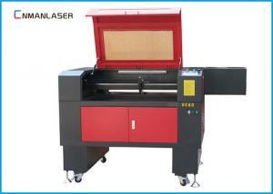 China Acrylic Fabric 80w Sealed CO2 Laser Cutting Machine With Digital Auto Focus Single Head on sale
