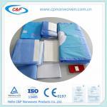 paquete quirúrgico disponible de la cadera en no reutilizable con el buen paquete