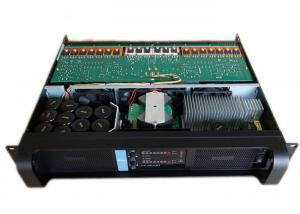 China Lab Gruppen Switching Power Amplifier 20KΩ Balanced Light Weight 483 X 380 X 88 Mm on sale