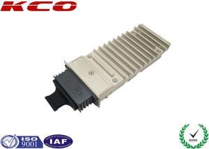 China Compatible X2-10GB-LR SC SFP Optical Transceiver , Optical Fiber Transceiver 1310nm on sale