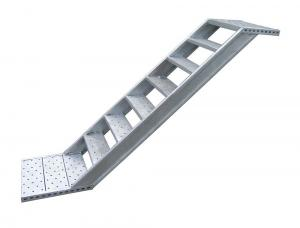 China Australia Building Materials 1.5m height Kwikstage Scaffolding Walking Aluminum Stair on sale