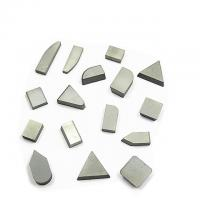 Wear Proof Custom Tungsten Carbide Parts / Tip With High Compressive Strength