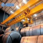 Stable Performance Steel Plant Crane 30 Ton Capacity Wide Span Durable
