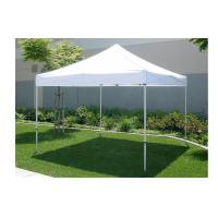 Blue / Red White Pop Up Tentt Waterproof For Business Advertising , 10 X 10 Ft