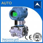differential pressure transmitter working principle made in China