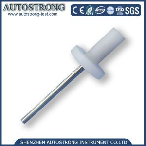China (Auto- 12 ) IEC61032 Pin gauge / Long test pin probe with 50mm probe length on sale