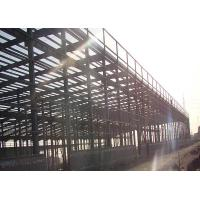 Customized Steel Structure Warehouse For Prefabricated Steel Structure Logistic Center