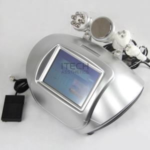 China Slimming Liposonix Shockwave RF Cavitation Machine Anti - Aging Beauty Machine supplier