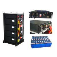 10KWH Lifepo4 Battery Pack 48V- 96V-144V Deep Cycle For Solar Energy Storage