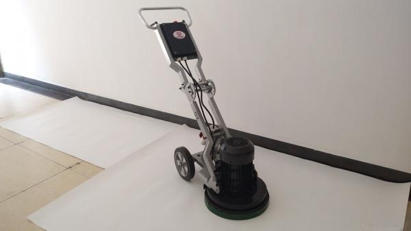 Single Plate Redi Lock And Magnet Terrazzo Floor Cleaning