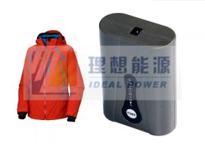 China 4 Temp Control Heated Jacket Battery Pack For Snow Sportswear on sale