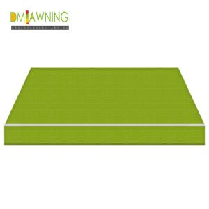 China China Waterproof & UV protection awning acrylic fabric for retractable awning canopy outdoor on sale