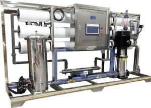 China Industrial Commercial Purification 6000L/H RO Water Treatment on sale