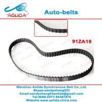 China AOLIDA Importer Material 91ZA19 Rubber Timing Belt Car Belt Drive Belt For NISSAN DAIHATSU MADE IN CHINA on sale