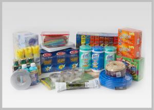 Quality Vivid Design POF Shrink Film Rolls Fast Packaging Film 10 Mic For Instant Food for sale