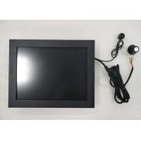 Remote Control Resistive Touch Screen Monitor 1000 Nits 3 BNC VGA HDMI Dimmer
