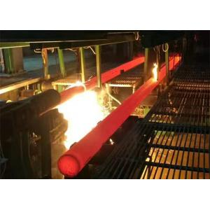 China Steel billet continuous casting machine for continuous round bar rolling mill on sale