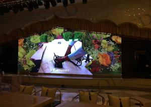 China Stable Large Video Screen IP66 Waterproof Easy Installation For Stage on sale