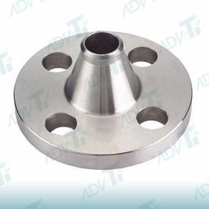 China Os encaixes de tubulação Titanium da temperatura quente de alta pressão soldaram flanges do pescoço on sale