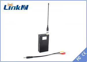 China Professional Video Wireless Transmitter Mini Portable 1W COFDM  SD on sale