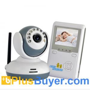 China 2.4 Inch TFT Wireless Baby Monitor with VOX and Two Way Audio on sale