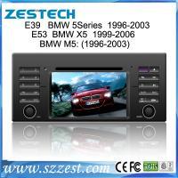 ZESTECH 2 din car dvd for bmw e39 car dvd player with gps navigation e39 m5 sat nav wholesales