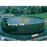 China Double Sides Coating Industrial Water Tanks Cobalt Blue 30 Years Service Life on sale