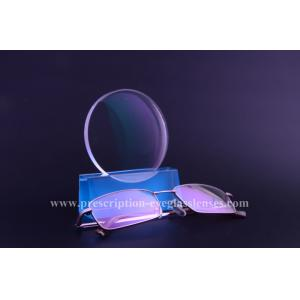 China Computer Eyewear Glasses Anti Blue Ray Lens , 1.61 Blue Light And UV Protection Lens on sale