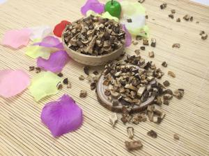 China Factory Price Premium NEW CROP China Dried Shiitake Mushroom Dices/Flake from Whole Mushroom on sale