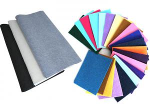 China Industrial 1–8mm Thickness Polyester Felt Sheets on sale