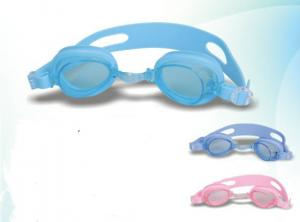 China Children's swimming goggles on sale