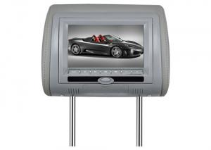 China PAL NTSC Car Headrest Dvd Players With Innolux Digital Panel on sale
