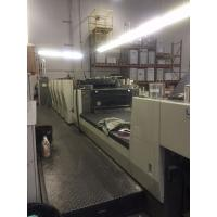 KOMORI L 528 +LX (2003) Sheet fed offset printing press machine-SOLD