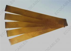 China 20P FPC Cable Plated Gold Used in Display Device Tablet Computer Electronics on sale