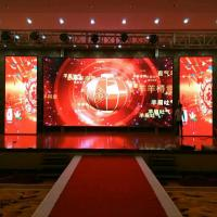 China P4.81 Rental LED Display Pantallas Digital Videos Indoor Outdoor Stage Entertainment on sale