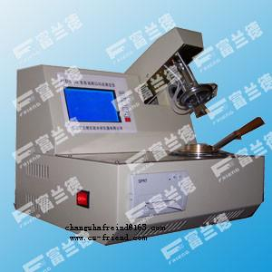 China FDT-0231 fully automatic closed flash point tester on sale