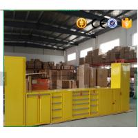 China TJG high quality steel roller tool cabinet metal cabinet workshop tool cabinet on sale