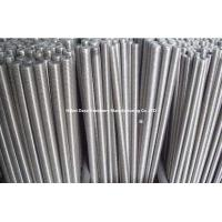 Hot Dip Galvanizing Threaded Steel Rod / High Strength Threaded Rod 1200mm Length