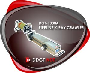 China (NDT) X-ray Pipeline Crawler on sale