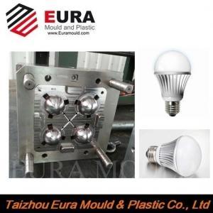China Molde plástico que hace, fabricante llevado del moldeo por inyección de la luz de bulbo, fabricante llevado del molde del bulbo on sale