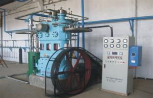 China 440V Cryogenic Air Separation Unit For 99.7 % High Purity Oxygen on sale