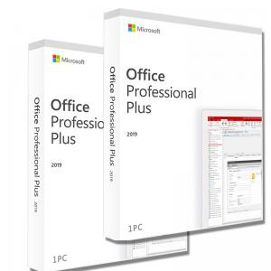 China Free Download Office Professional Plus 2019 Key Software For PC on sale