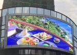 SMD3535 5mm Pixel Advertising LED Billboard 7000cd